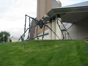 spidersculpture