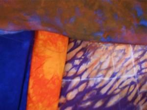 shiboriandpaintedfabric