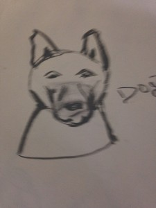 dogdrawing