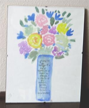Lisaflowerwatercolor