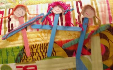 Popcyclepuppets