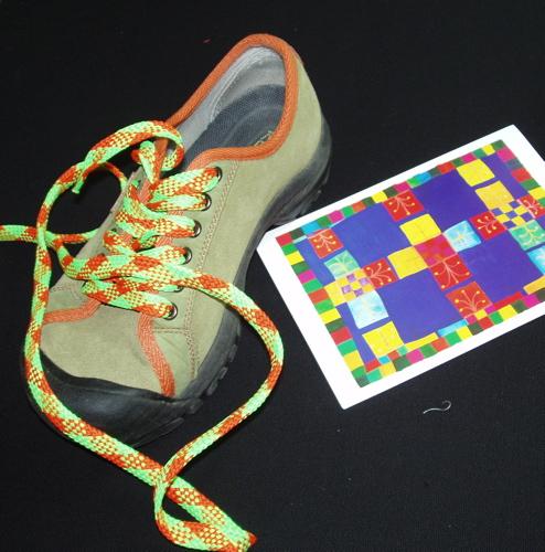 Shoelaceand_card