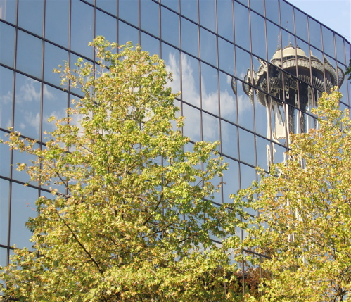 Spaceneedle_reflection_1