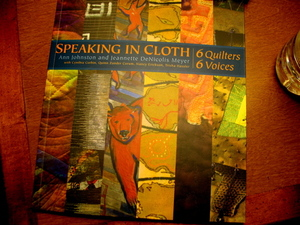 Speakingincloth