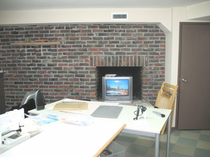 Studiotvfireplace