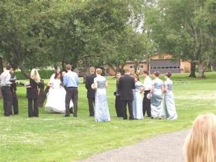 Weddingpartyt