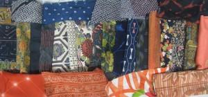 turquoiseandorangetextiles