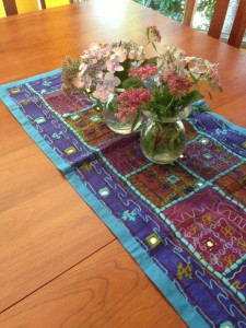 tablerunnerflowers