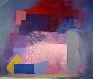Krystal Nacht  by  Robert Natkin